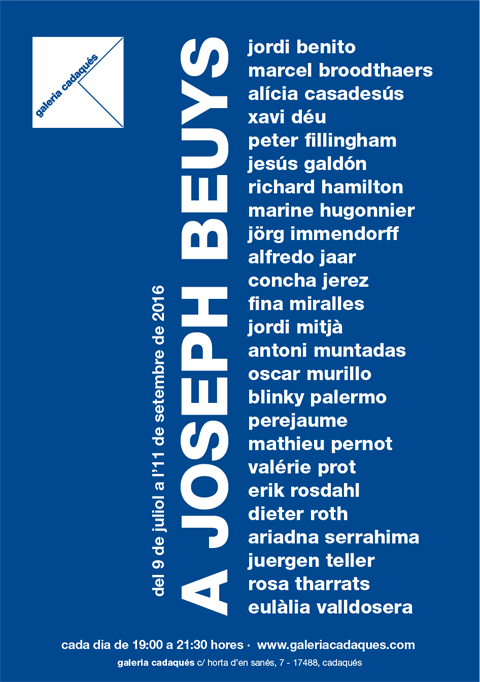 beuys-poster